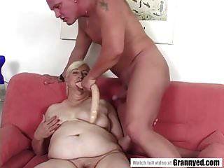 मोटी दादी मुश्किल गड़बड़