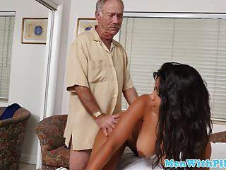 मोटी काली किशोर cockriding बड़े आदमी cowgirl