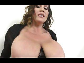 विशाल प्राकृतिक स्तन माँ haseschaos द्वारा बकवास हो जाता है