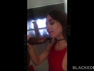 blackedraw riley होटल के कमरे में काली स्टड के साथ रिम्स रिड