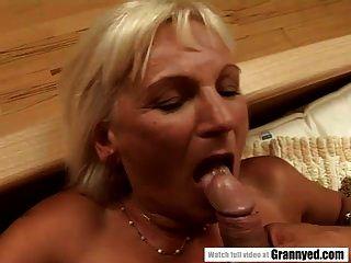 दादी माँ बकवास करने के लिए प्यार करता है