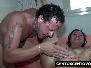 कोका नेल पुलो ई टेस्टा नेल सेसो! orgia malata con एलेक्स मैग्नी