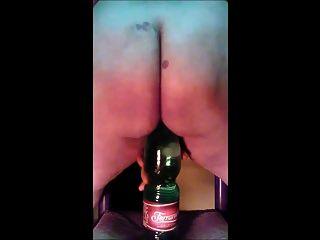 एंटोनेला कोर्सी, गुदा बोतल फेर्रेल खनिज पानी 1,5 लीटर