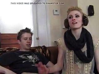 बहन हस्तमैथुन