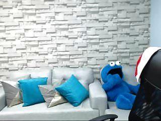 नीली हट कैम शो cb 25122017