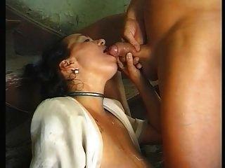 जर्मन saggy स्तन मिल्फ anastasia गड़बड़ पेशाब