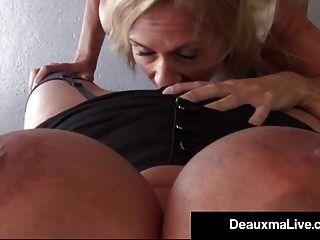 टेक्सास कौगर deauxma busty मैकेनिक ब्रुक टायलर w सेक्स का भुगतान करता है!