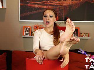 कैसे एक लड़की को बताने के लिए आप एक पैर बुत है