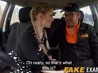 बड़ी लूट कुतिया georgie lyall सवारी ry ryder कार में