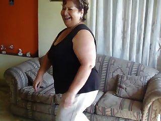 मैक्सिकन दादी नृत्य