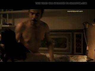 एलिजाबेथ में नग्न सेक्स दृश्य एलिजाबेथ cervantes