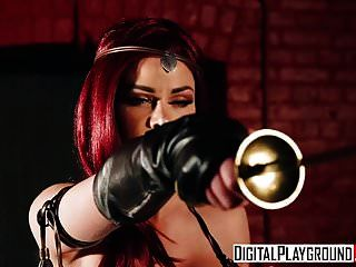 xxx पॉर्न वीडियो लाल युवती एक डीपी पैरोडी के साथ जेसा रोड्स मा