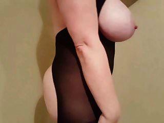 मेरे पसंदीदा घर पार्टी के कपड़े 38hh स्तन