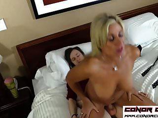 conorcoxxx एक माँ lovin पेटन हॉल के साथ अच्छा समय