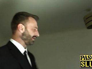 हॉट बेब मिशा मेफेयर पास्कल के साथ एक मोटा सेक्स सत्र हो जाता है