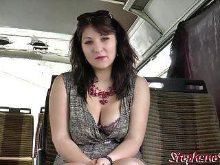 mylen सुंदर फूहड़ बिग मार्ट द्वारा गड़बड़ बड़े स्तन है