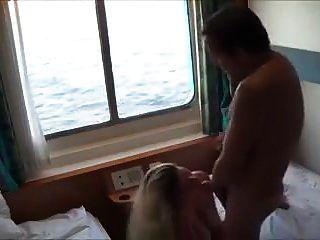 नाव पर फ्रेंच प्यार