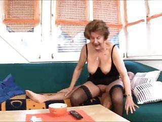चुदाई में नानी मार्था