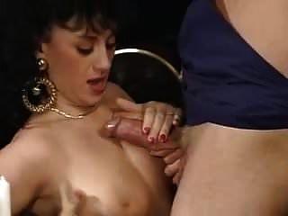 विंटेज elodie फ्रेंच saggy स्तन मोज़ा गुदा