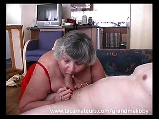 80 वर्षीय दादी libby युवा बालक fucks