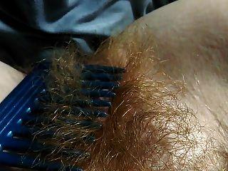 बालों का लाल होना