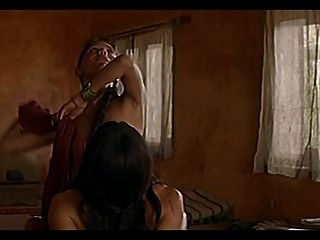 फिल्म संसार से अभिनेत्री नेलेशा का दृश्य