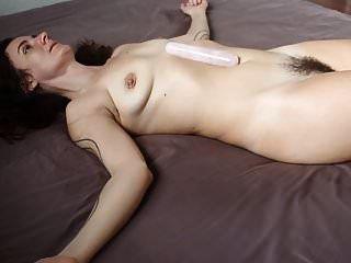 सपना औरत: saggy स्तन के साथ बालों
