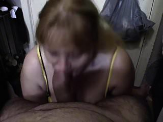 डीप गले का स्तन। क्रिस्ती # 1