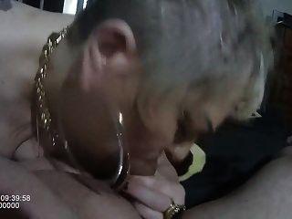फूहड़ पत्नी 2 धूम्रपान blowjob