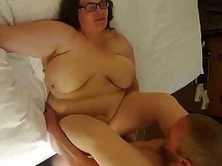 बीबीडब्ल्यू विशाल तैसा पत्नी गड़बड़ और creampied
