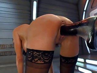 एक कमबख्त मशीन पर संभोग सुख