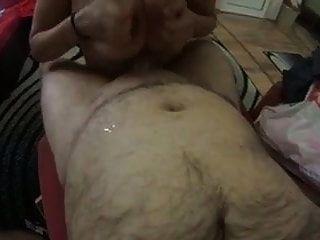 saggy अच्छा titjob