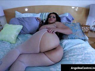 सुडौल बीबियों एंजेलीना अरंडी और सैम 38g उंगली बकवास उनके योनी
