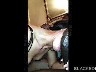 blackedraw पत्नी होटल के कमरे में दुनिया की सबसे बड़ी बीबीसी प्यार करती है
