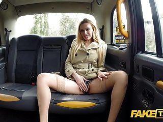 नकली टैक्सी ड्राइवर एम्बर जायने से एक फ्लैश से अधिक मिलता है
