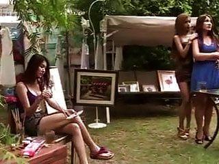 धूम्रपान किशोर थाई (पूर्ण वीडियो)