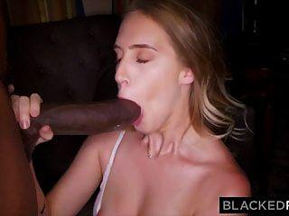 blackedraw प्रेमिका की दुनिया में सबसे बड़ी बीबीसी बकवास