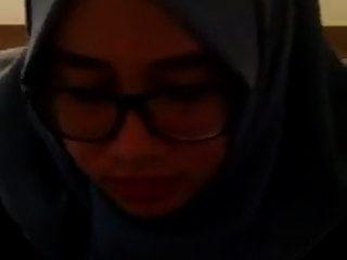 हिजाब लड़कियों एकल हस्तमैथुन (मेरी भतीजी)