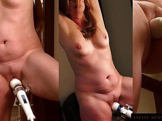 कुल नग्न थोड़ा धूप milf जादू की छड़ी 3 संभोग