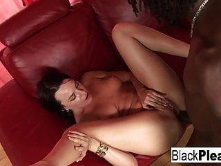 दाना डियरमंड और बायरन के साथ अंतरजातीय गुदा सेक्स