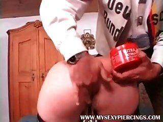 मेरे सेक्सी भेदी भारी छेदा योनी के साथ परिपक्व दास
