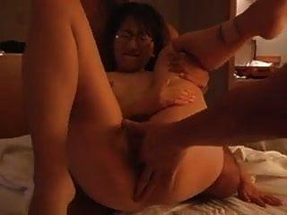 शौकिया एशियाई पत्नी 3sum
