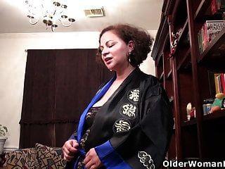एक बूढ़ी औरत का मतलब है मज़ा 9 भाग