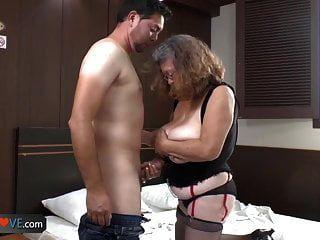 वृद्ध कट्टर यौन रोमांच का संकलन